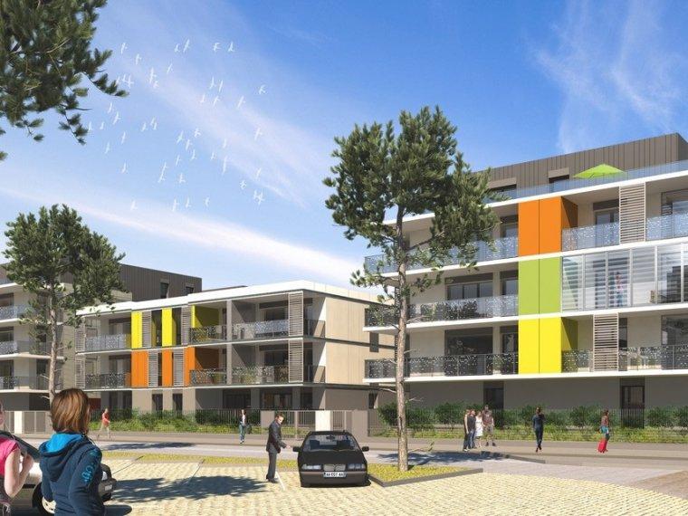 Appartement neuf st genis pouilly 01630 porte de france - Office du tourisme saint genis pouilly ...